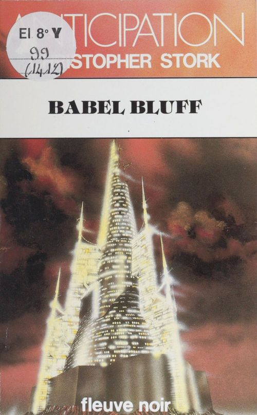 Vente E-Book :                                    Babel bluff - Christopher Stork
