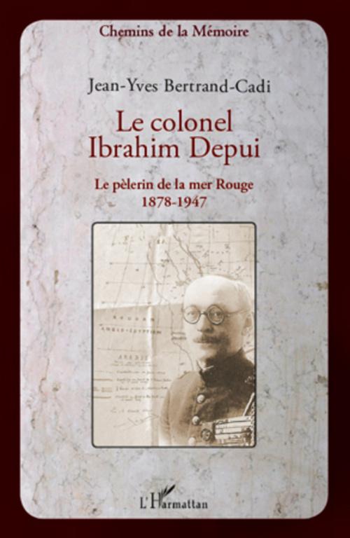 Le colonel Ibrahim Depui