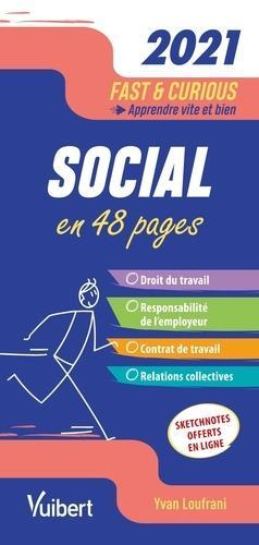 fast & curious ; social ; apprendre vite et bien (édition 2021)