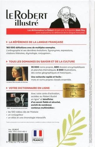 Dictionnaire le Robert illustré et son dictionnaire en ligne (édition 2021)