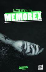 Vente EBooks : Memorex  - Cindy Van wilder