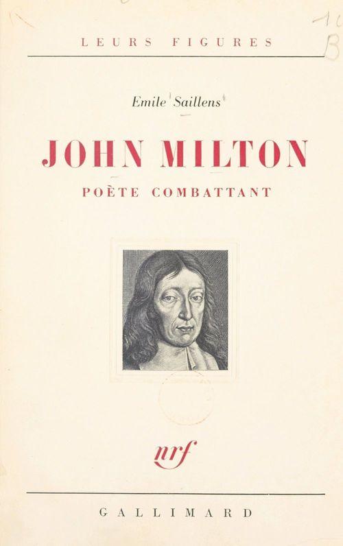 John Milton, poète combattant