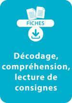 Vente EBooks : Lecture CE1 - 1. Décodage, compréhension, lecture de consignes  - Christian Lamblin