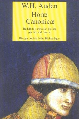 Horae canonicae