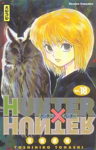 Hunter X Hunter T18