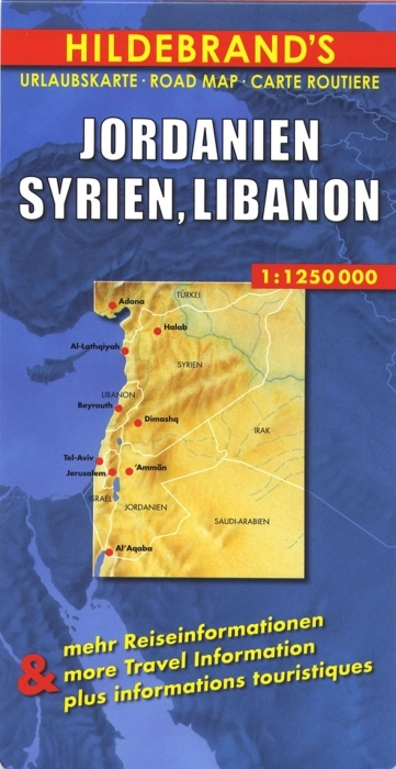 Jordanien, Syrien, Libanon