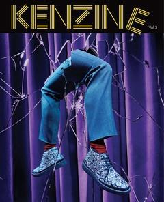 toilet paper n.3 ; Kenzine