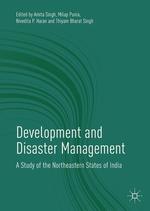 Development and Disaster Management  - Milap Punia - Amita Singh - Nivedita P. Haran - Thiyam Bharat Singh