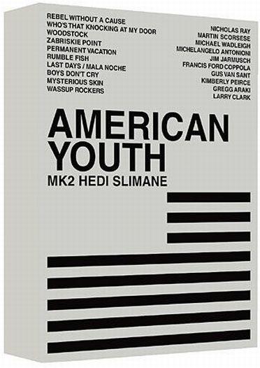 American Youth - Coffret MK2 / Hedi Slimane