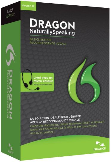 Dragon naturally speaking v12