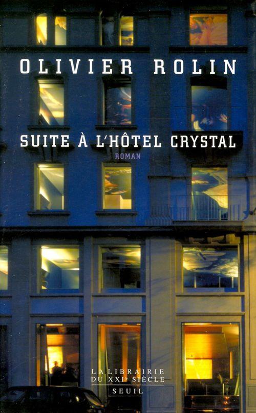 Suite à l'hôtel Crystal