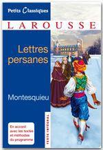 Lettres persanes