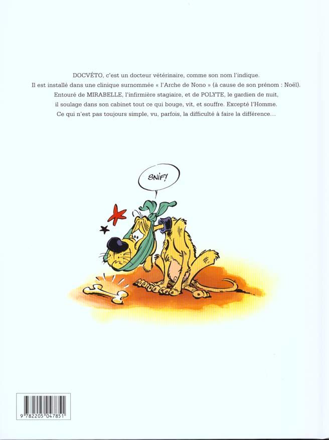 Doc Véto t.1 ; 30 millions d'ami-maux