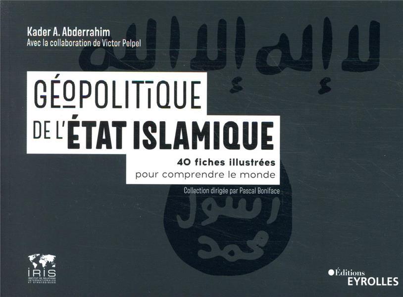 Géopolitique de l'état islamique ; 40 fiches illustrées pour comprendre le monde
