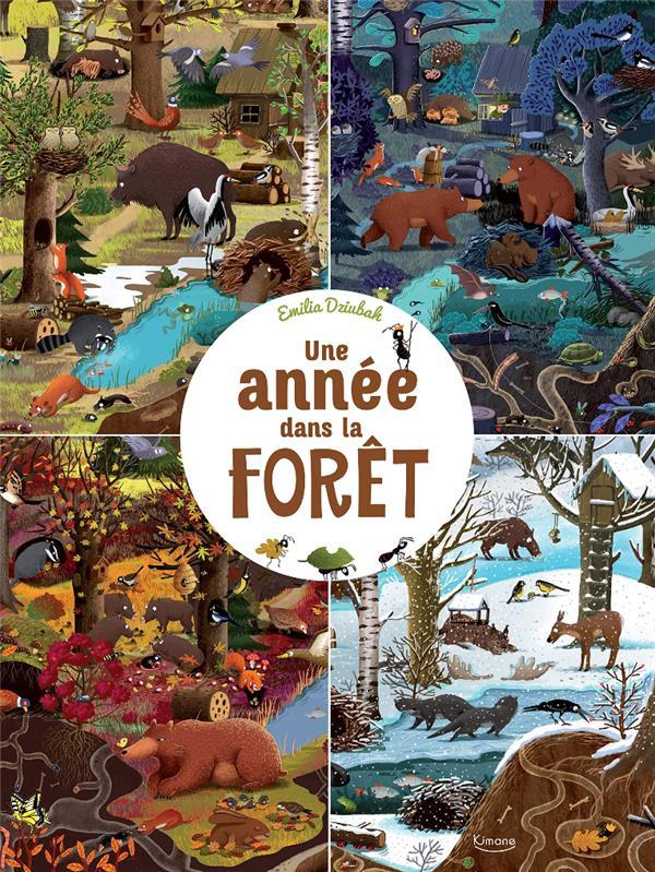 Une année dans la forêt