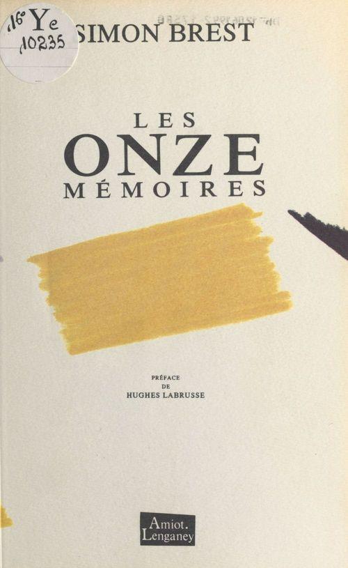 Les onze memoires