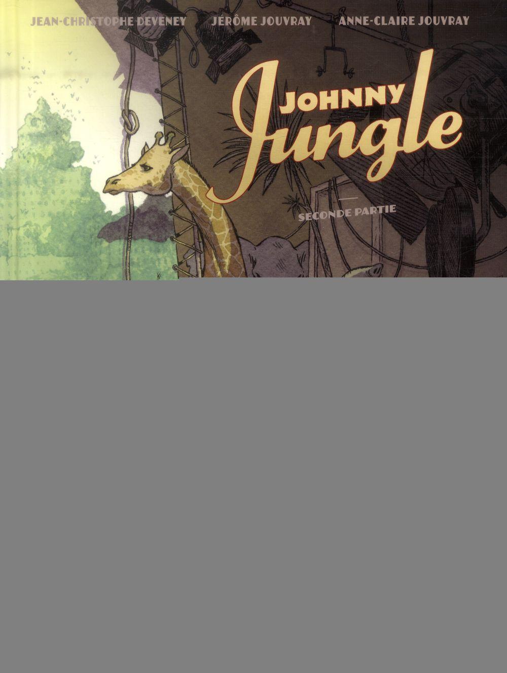 Johnny Jungle t.2