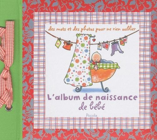 Des Mots Et Des Photos Pour Ne Rien Oublier ; L'Album De Naissance De Bebe