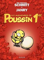 Vente Livre Numérique : Les aventures de Poussin 1er - Tome 1 - Cui suis-je ?  - Eric-Emmanuel Schmitt