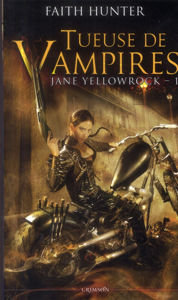 Jane yellowrock, tueuse de vampires t.1