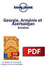 Géorgie, Arménie et Azerbaïdjan - Arménie