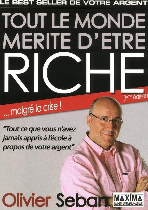 Tout le monde mérite d'être riche (3e édition)