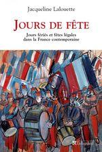 Vente EBooks : Jours de fête  - Jacqueline LALOUETTE