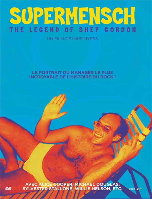 supermensch, the legend of Shep Gordon