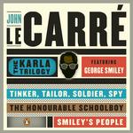 Vente Livre Numérique : The Karla Trilogy Digital Collection Featuring George Smiley  - John Le Carré