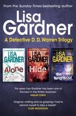 Vente Livre Numérique : The Detective D. D. Warren Trilogy  - Lisa Gardner