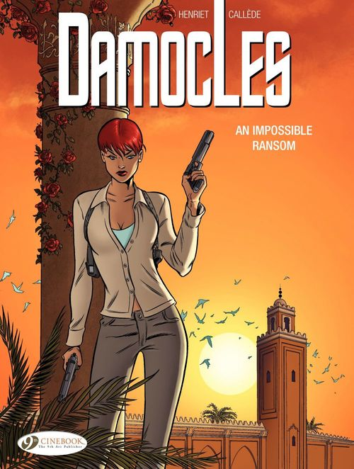 Damocles t.2 ; an impossible ransom