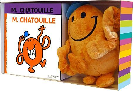 Monsieur Chatouille ; Coffret