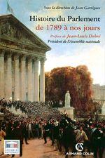 Vente Livre Numérique : Histoire du Parlement  - Jean Garrigues