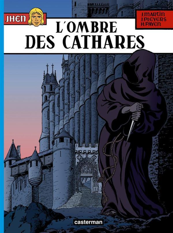 Jhen T.13 ; l'ombre des Cathares