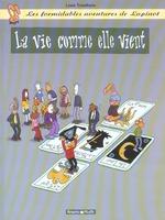 Couverture de Lapinot (Les Aventures Extraor - Les Formidables Aventures De Lapinot - Tome 8 - La Vie Comme Elle V