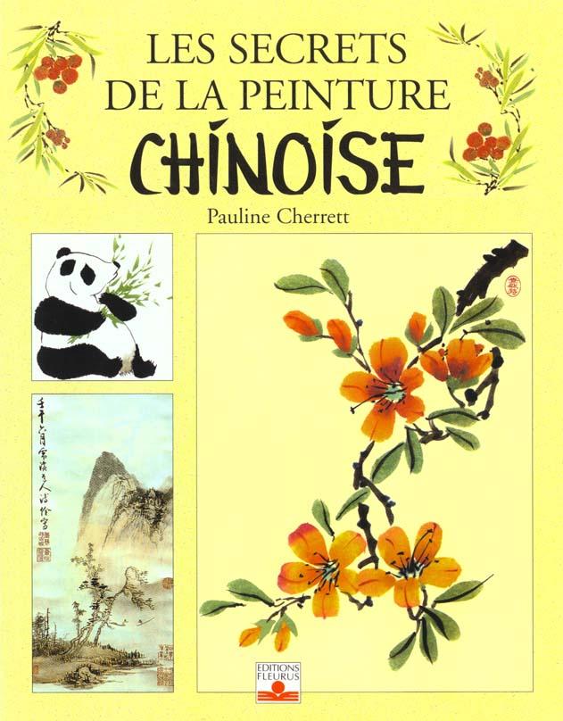 secrets de la peinture chinoise