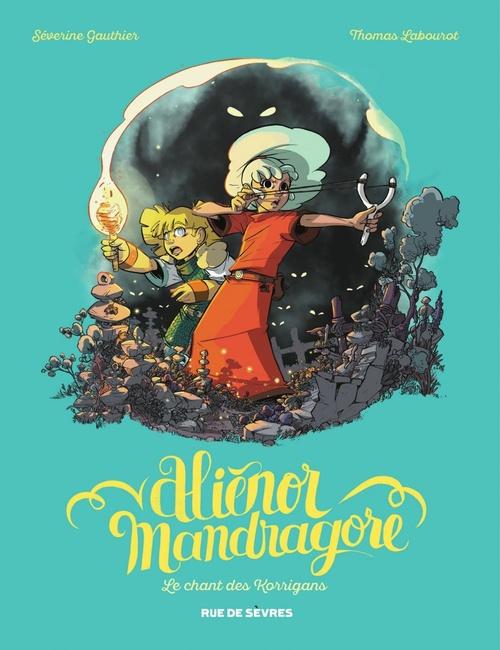 Aliénor Mandragore t.4 ; la chant des Korrigans