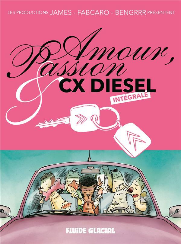 Amour et passion cx diesel ; intégrale