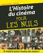 Vente EBooks : L'histoire du cinéma pour les nuls  - Vincent MIRABEL