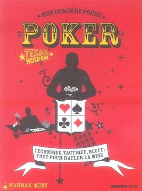 Mon coach de poche ; poker