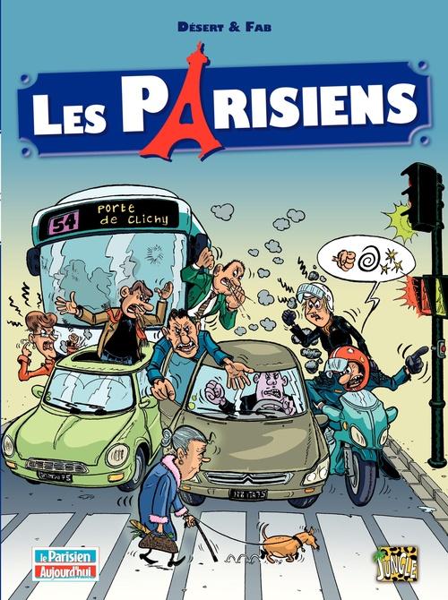 Les Parisiens t.1