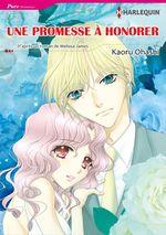 Vente EBooks : Une promesse à honorer  - Melissa James - Kaoru Ohashi