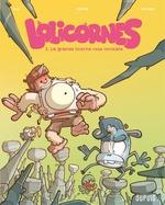 Vente EBooks : Lolicornes T.2 ; la grande licorne rose invisible  - Ced - Gorobei