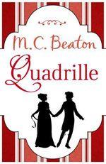 Vente Livre Numérique : Quadrille  - M. C. Beaton