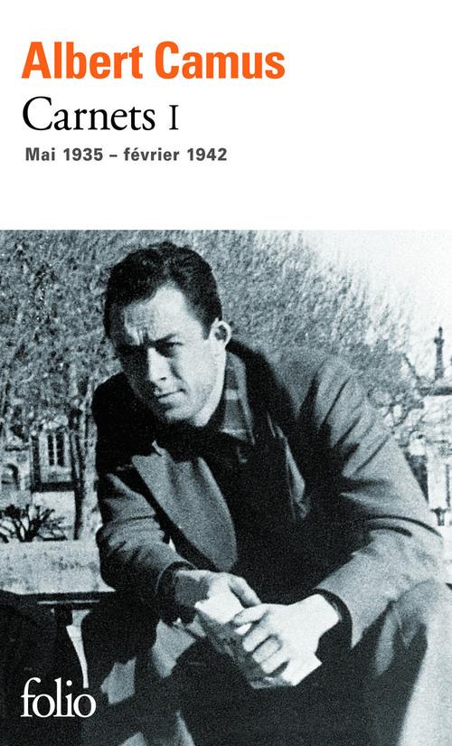 Carnets t.1 ; mai 1935 - février 1942