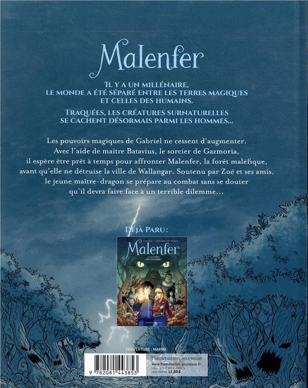 Malenfer T.2 ; la source magique
