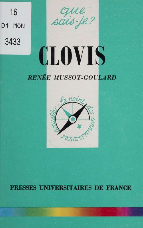 Clovis  - Renee Mussot-Goulard