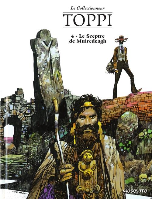 Vente EBooks : Le sceptre de Muiredeagh  - Sergio Toppi