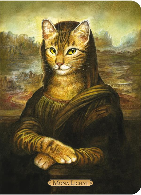 Cahier Mona Lichat