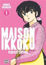Couverture de Maison Ikkoku - Perfect Edition T01